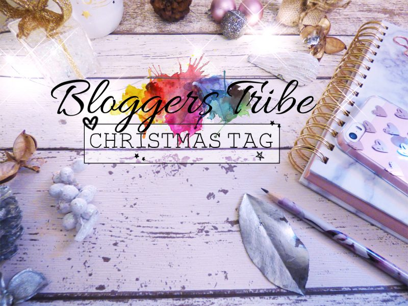 Bloggers Tribe Christmas Tag