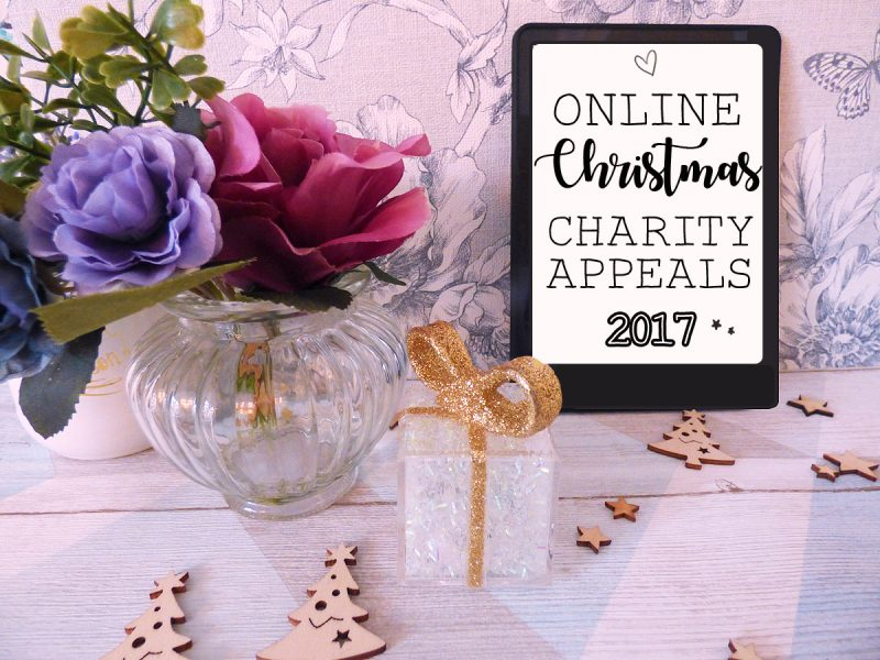 Online Christmas Charity Appeals 2017