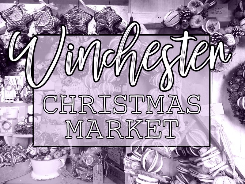 Winchester Christmas Market 2017